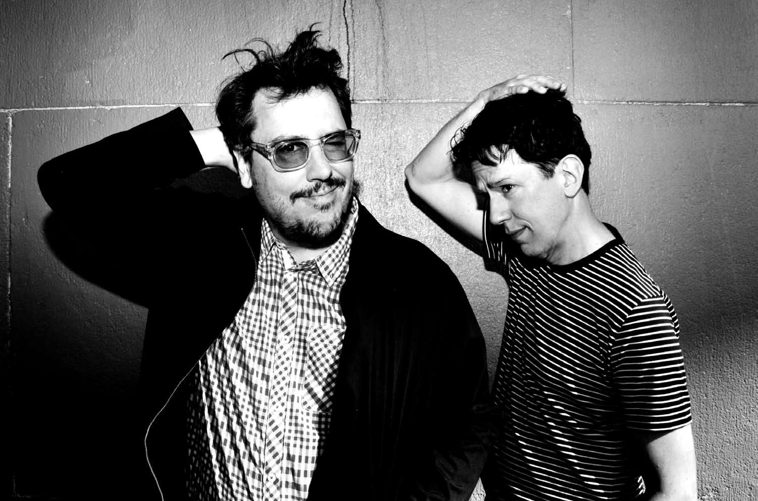 They Might Be Giants: photo by photo Shervin Lainez