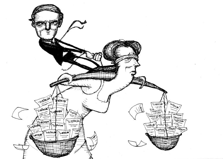 illustration Max Ward